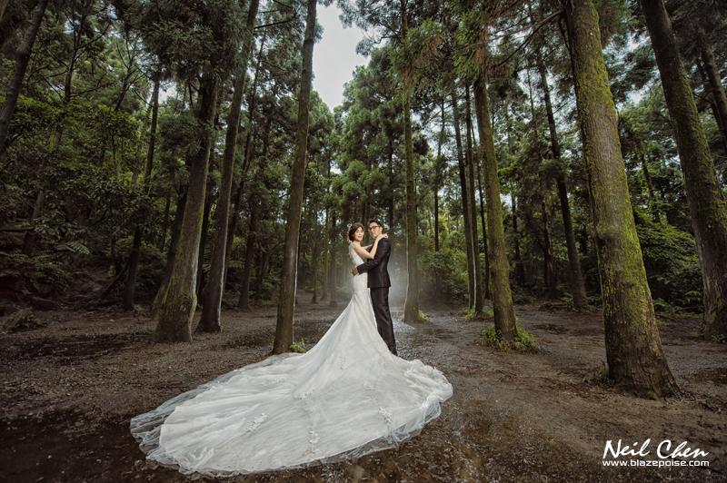 婚攝,自主婚紗,Alisha & Lace愛儷莎和蕾絲法式手工婚紗,Eva Lai